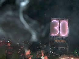 30 J. Feuerwerk